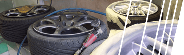 cost of repairing my alloy wheels
